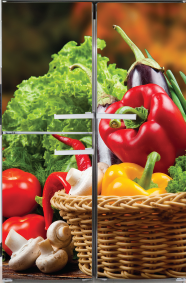 חיפוי מגנט למקררים 1