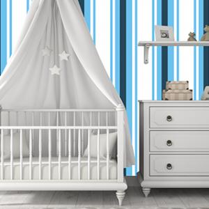 עיצוב חדרי תינוקות ביבנה