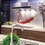 מטבח זכוכית דגם פילפל