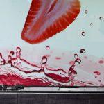 תמונות זכוכית דגם תות