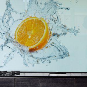 תמונות זכוכית דגם תפוז