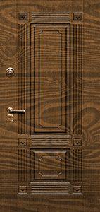 טפט לדלת דגם עץ מעויין